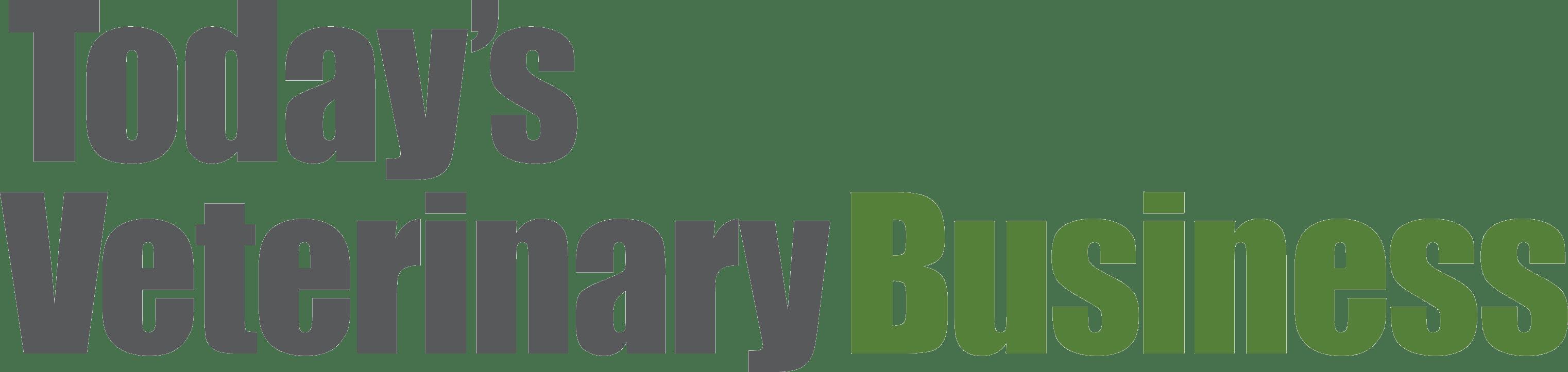 Today's Veterinary Business Logo